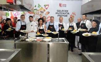 Bursa iş dünyasından BTSO Mutfak Akademi'ye tam not