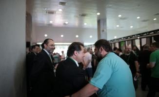 Bursaspor Başkanı Ali Ay ibra edilmedi