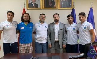 Büyükşehir'in olimpik umutları