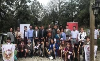 Harmancık Belediyesi miniklere unutamayacakları bir gün yaşattı