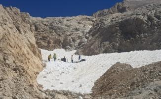 Kayıp dağcı Babalar Günü'nde aranıyor