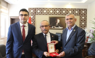 Kıbrıs gazilerine madalya tevcih edildi