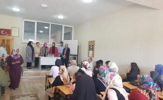 Okuryazarlık seferberliğine bir katkı da Ak Parti Osmangazi'den