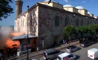 (Özel) Ulu Cami'i saldırısının azmettiricisi Suriye'de ağır yaralandı