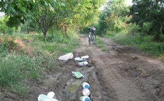 Ziraî ilaç atıkları çevreyi kirletiyor