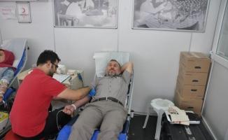 15 günde bin 236 ünite bağış