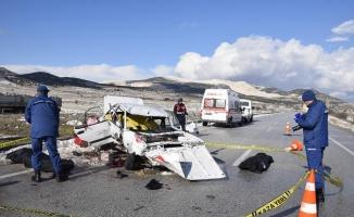 6 ayda trafik kazalarında bin 53 kişi hayatını kaybetti