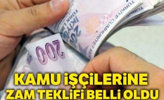 Atalay, ' Hükümet yüzde 5 artı yüzde 4 zam teklif etti'