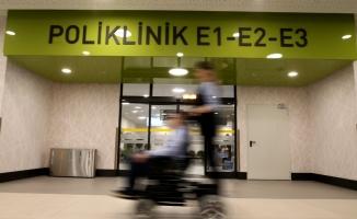 Bursa Şehir Hastanesi kapılarını gazetecilere açtı