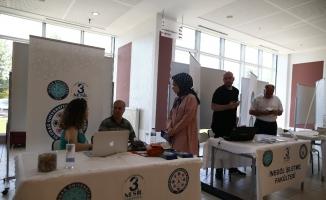 Bursa Uludağ Üniversitesi öğrenci adaylarına kapılarını açtı