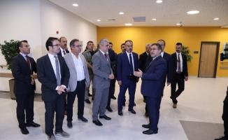 Bursa'nın 'sağlık üssü'nde hizmet başlıyor
