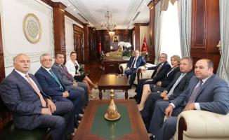 """Canbolat: """"Bursa'da turizm alanındaki yatırımlar potansiyelin altında kalıyor"""""""