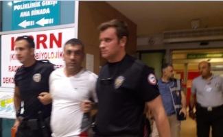 El feneriyle eve girip suçüstü yakalanan hırsızlar tutuklandı