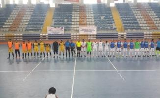 Futsal 1. Lig'de ilk yarının lideri Nilüfer Belediyesi