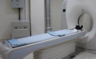 İnegöl Devlet Hastanesi'nde Tomografi Çilesi