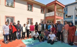 İTSO'dan özel çocuklara destek