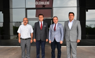 """Osmangazi Belediye Başkanı Mustafa Dündar: """"Üniversite ve yerel yönetimler ortak hareket etmeli"""""""