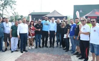 Yamaha Xmax Fan Kulübü İnegöl'de Buluştu