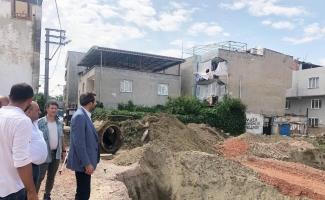 Yenidoğan'a kapalı pazar ve otopark
