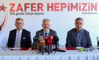 30 Ağustos'ta 7 bin 835 kişiyle dev Türkiye haritası oluşturulacak