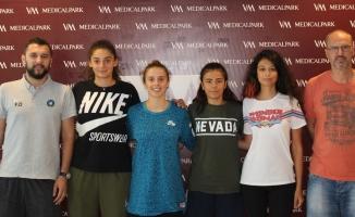 Bursa Büyükşehir Belediyespor, gözünü Süper Lig'e dikti