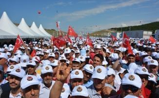 Bursa Şehir Hastanesi'nin resmi açılışını Erdoğan yaptı