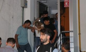Bursa'da 250 kişilik grup uyuşturucu ticareti ve fuhuş yapan kadının evine saldırdı