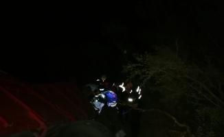 Feci kazada ölen kamyon sürücünün kimliği belli oldu