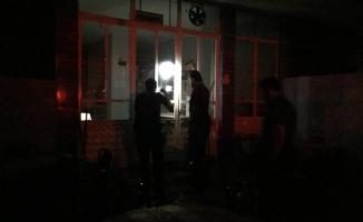 İnegöl'de Kahvehaneye Taşlı Saldırı: