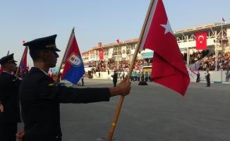 Işıklar Jandarma Meslek Yüksekokulu 969 öğrencisini törenle mezun etti