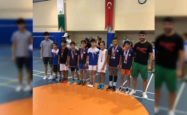 Osmangazi beş kategoride şampiyon