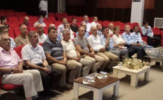 Yenişehir'in startejik planı tanıtıldı