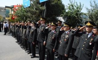 14 Eylül Siirt'in Şeref Günü törenlerle kutlandı