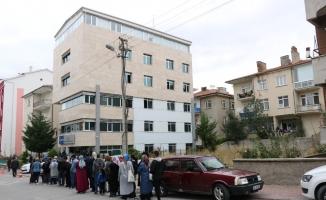 380 kişinin alınacağı İŞ-KUR, programına bin kişinin üzerinde başvuru oldu