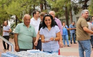 Akdeniz Üniversitesinde aşure günü etkinliği düzenlendi