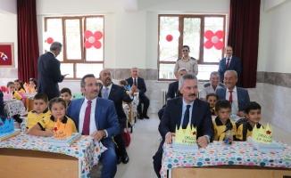 Aksaray'da 83 bin 361 öğrenci için ders zili çaldı