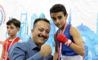 Alt Minik Erkekler Türkiye Ferdi Boks Şampiyonası sona erdi