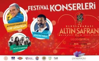 Altın Safran Belgesel Film Festivali programı belli oldu