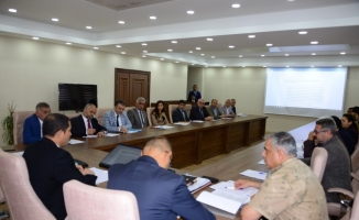 Ardahan'da Bağımlılıkla Mücadele İl Koordinasyon Kurulu toplantısı yapıldı