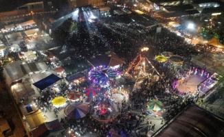 Balkan Panayırı'nda Azis konseri