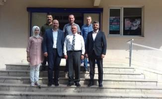Bozüyük AK Parti İlçe Teşkilatından ziyaretler
