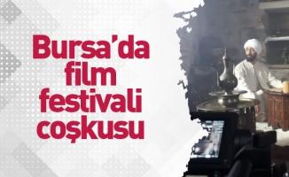 Bursa'da film festivali coşkusu