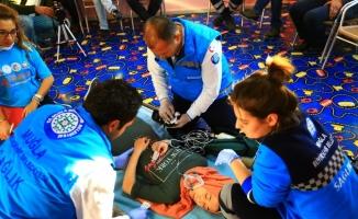 Büyükşehir Belediyesi muhtarlara ilkyardım eğitimi verecek
