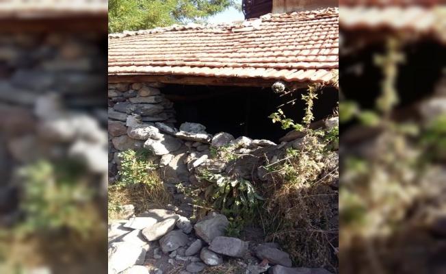 Çerkeş'teki depremin yeni görüntüleri ortaya çıktı