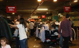Ceylan Karavil Park'ta 2. garaj indirim günleri başladı