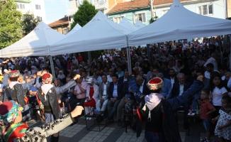 Çilek festivali büyük ilgi gördü