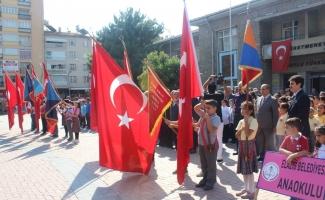 Elazığ'da İlköğretim Haftası
