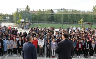 Erzincan'da İlköğretim Haftası kutlandı