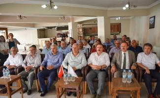 Esnaf Odasının BAKKA projesinin kapanış toplantısı yapıldı