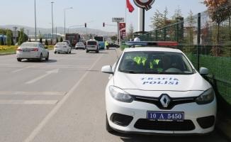 Hız yapan sürücülere radarlı önlem